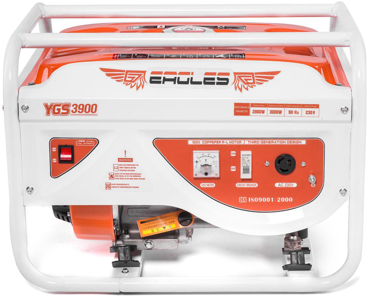 YGS3900伊格斯款汽油发电机