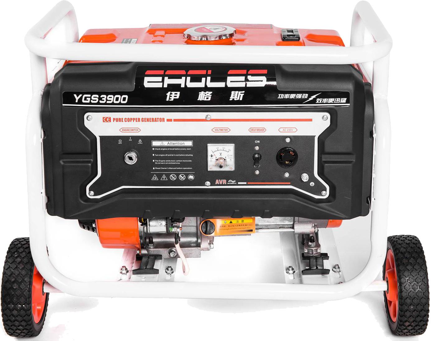 YGS3900鹰款汽油发电机